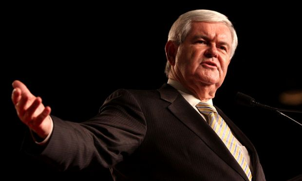 Newt Gingrich: The most dangerous man in DC