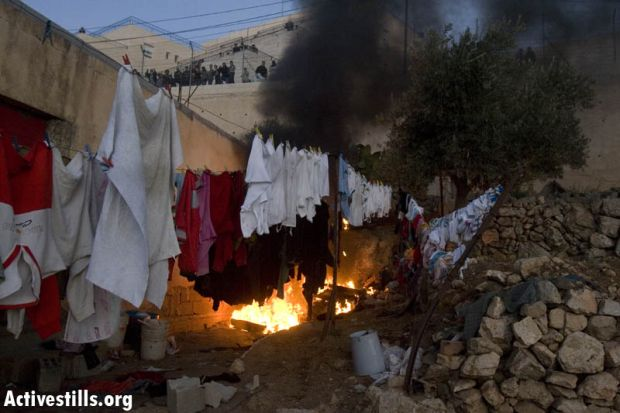 Police ignore Palestinian complaint about settler violence