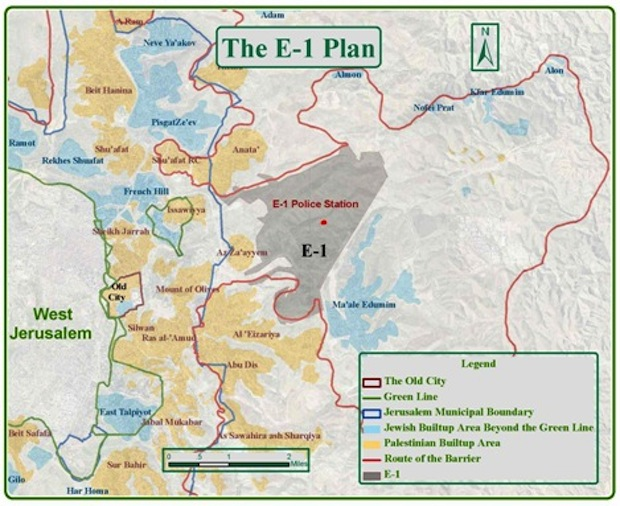 'National Parks' in East Jerusalem: New tool in occupation toolkit