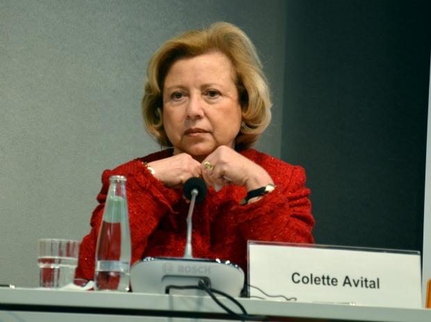 Colette Avital (photo: Ami Kaufman)