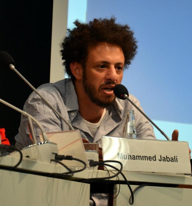 Muhammad Jabali (photo: Ami Kaufman)
