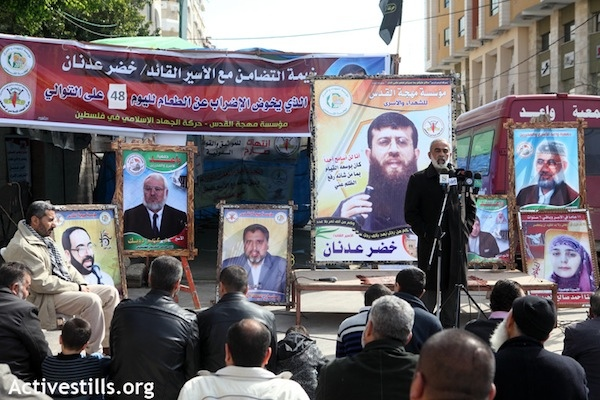 Hunger strike highlights forgotten tragedy of Palestinian prisoners