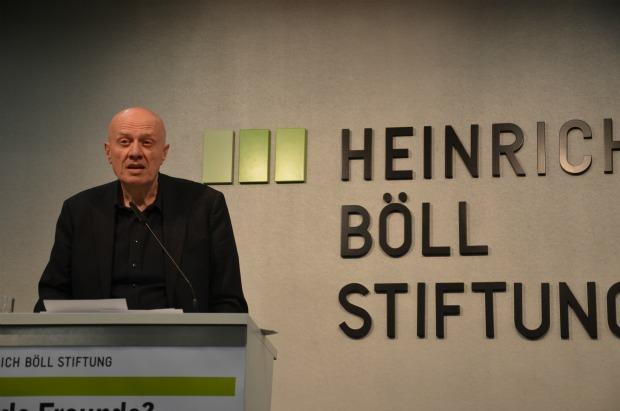 Ralf Fücks (photo: Ami Kaufman)