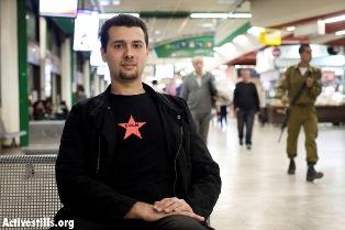 Yigal Levin (Oren Ziv / Activestills)