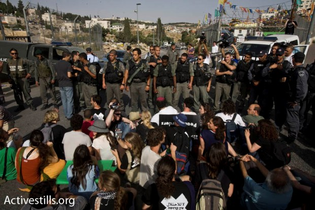 Veteran activist tells the story of Sheikh Jarrah protests