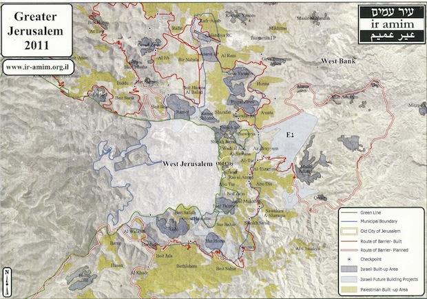 Beyond the separation wall: A visit to Jerusalem's forsaken enclaves