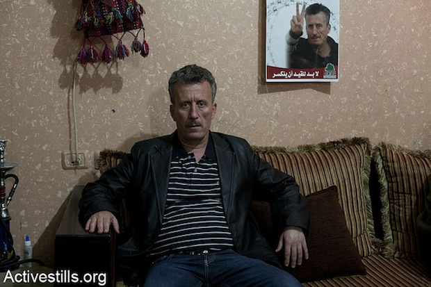 Palestinian Prisoners' Day: Bassem Tamimi, over a year in prison