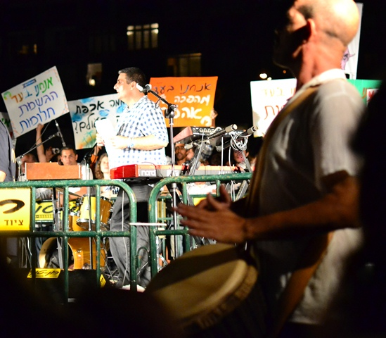 Have Israelis kicked off a tougher, grittier social protest season?