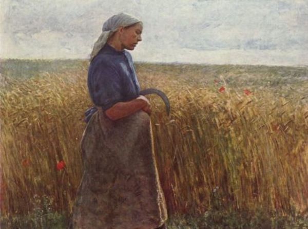L is for Love: A contemporary reading of the Book of Ruth