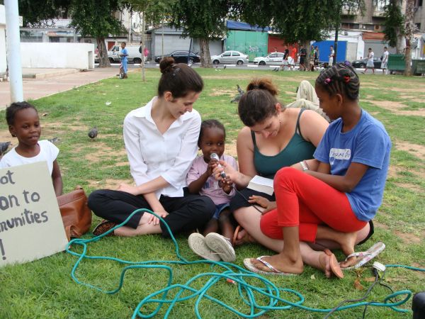 After race riots, Israelis celebrate holiday with African kids