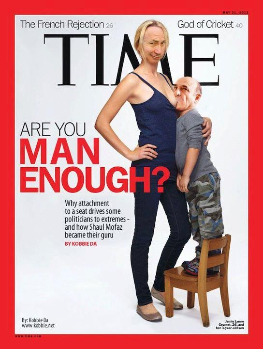 Time's breastfeeding cover: The unity government version