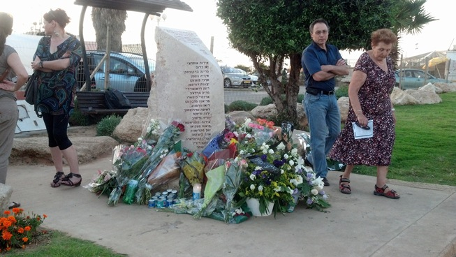 Anniversary of Dolphinarium bombing and the lost decade