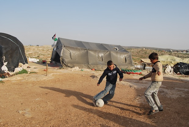 Call to action: Protest the demolition of entire Palestinian village