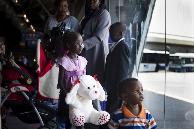 World Refugee Week: A community deported, in pictures