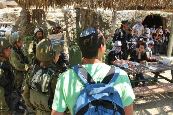 For first time, weekly Nabi Saleh protest reaches destination: its own spring