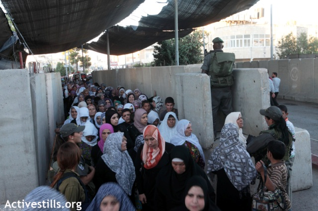 Mass entry of Palestinians into Israel calls for new approach to permit regime