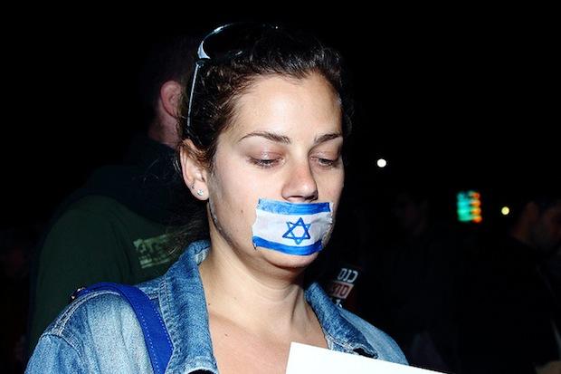 Free speech silenced (Yossi Gurvitz)