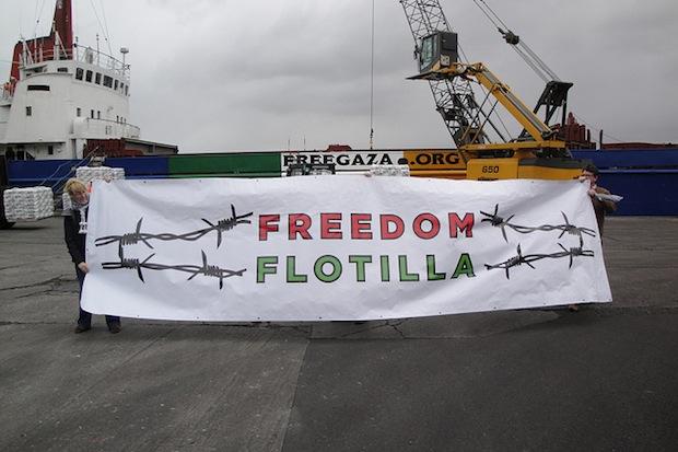 Free Gaza Flotilla (freegaza.org/CC BY SA 2.0)