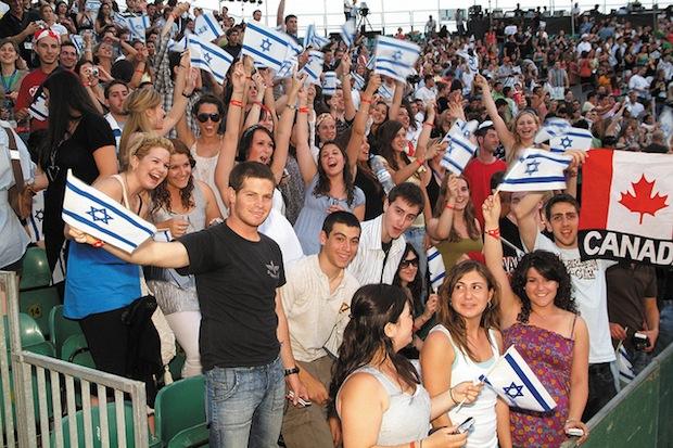 Birthright trip (Jewish Agency/CC BY ND 2.0)