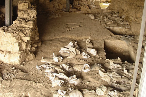 Archaeological dig at City of David (rachelsharon/CC BY NC ND 2.0)
