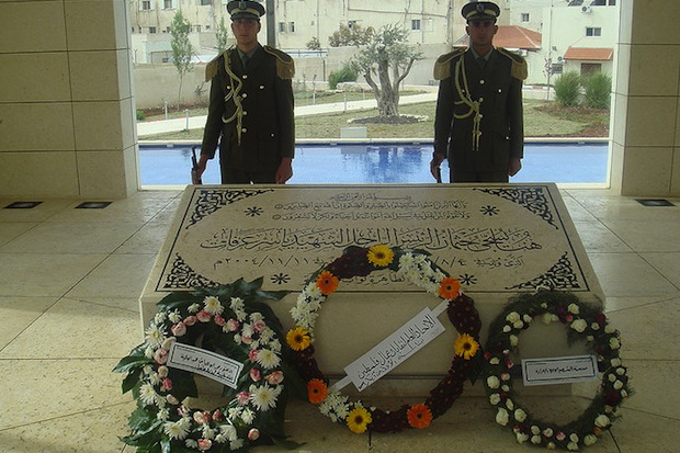 Yasser Arafat Mausoleam, Ramallah (HansKindanani/CC BY NC ND 2.0)