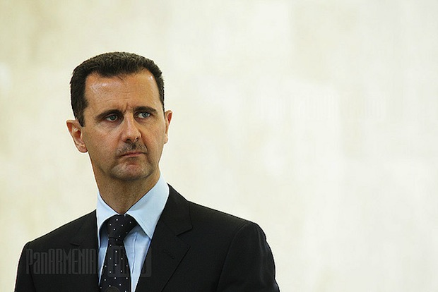 Syrian President Bashar al Assad (PanArmenianPhoto/CC BY NC ND 2.0)