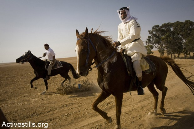 Photo essay: Al-Araqib Bedouin's ongoing struggle for their land