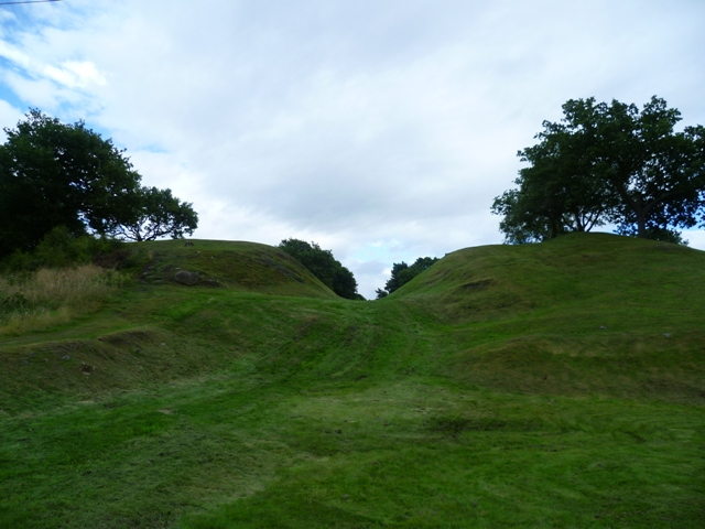 All things must pass. The Antonine Wall in Falkirk (Kim Traynor)