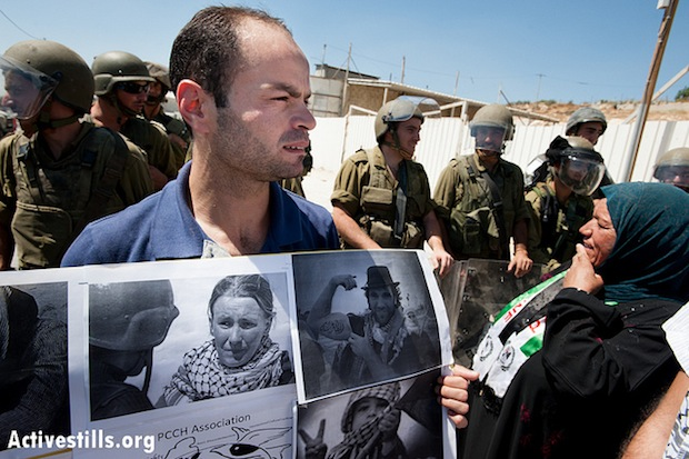 Friday protest in West Bank remembers activist Rachel Corrie