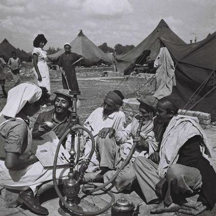 Spineless bookkeeping: The use of Mizrahi Jews as pawns against Palestinian refugees