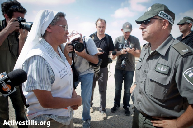 Palestinian prisoners, Eritrean refugees: On the outskirts of Israeli law