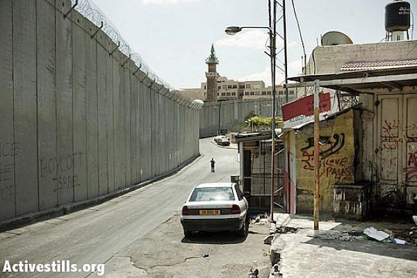 Ras al-Amud, East Jerusalem (photo: Activestills)