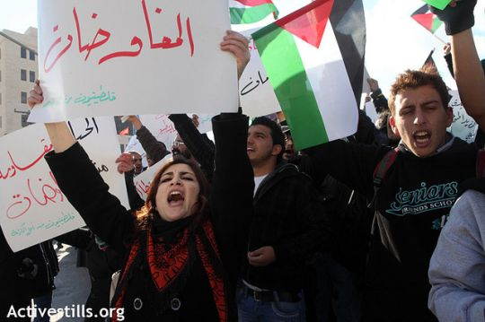 Unifying diaspora: Palestinian youth reassert their national identity