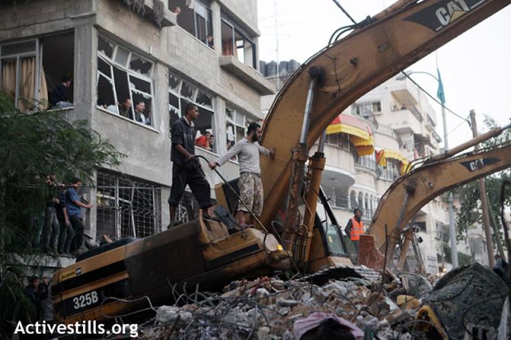 Photos: Deadliest day yet in Gaza