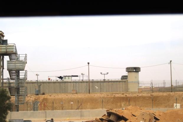 Ketsiot prison (photo: Noam Sheizaf)
