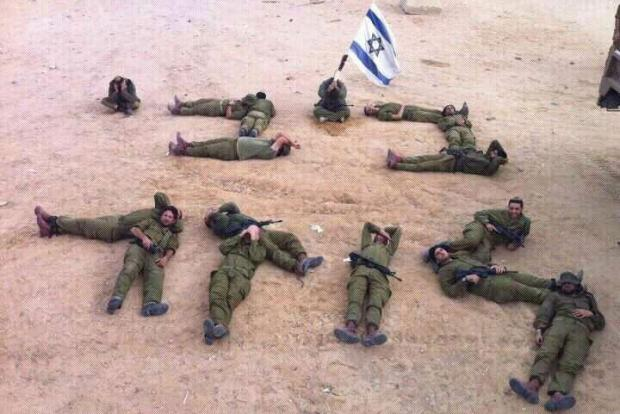 Soldiers' protest against Netanyahu, ceasefire goes viral