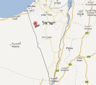 Ketsiot, near the Israeli-Egyptian border