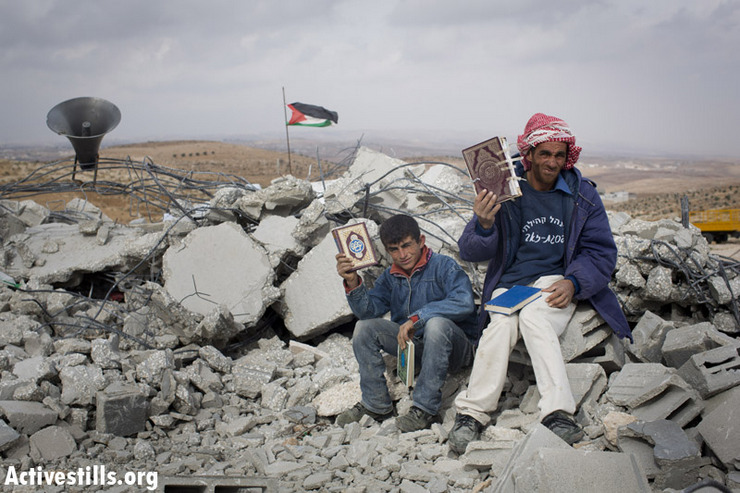 Israel's High Court sends South Hebron Hills evictions to mediation