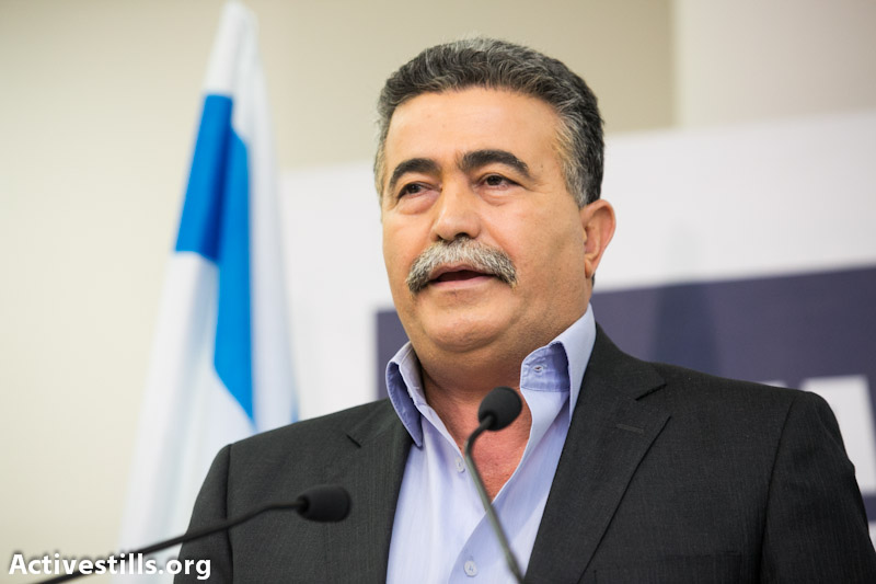 Amir Peretz. (photo: Yotam Ronen / activestills.org)