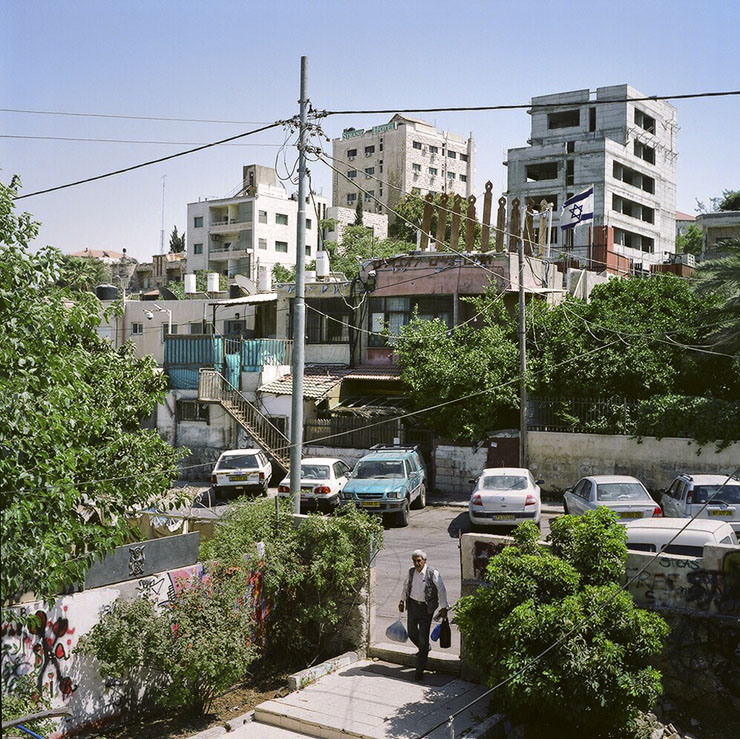 111 kilometers, one day: A journey from E1 to Tel Aviv