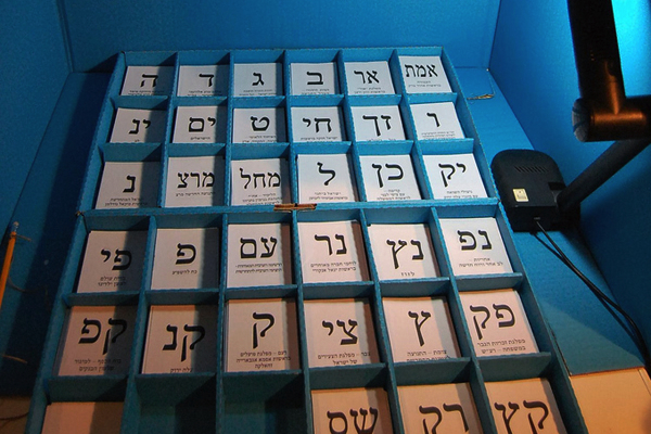 Deliberations of a first-time non-Zionist voter
