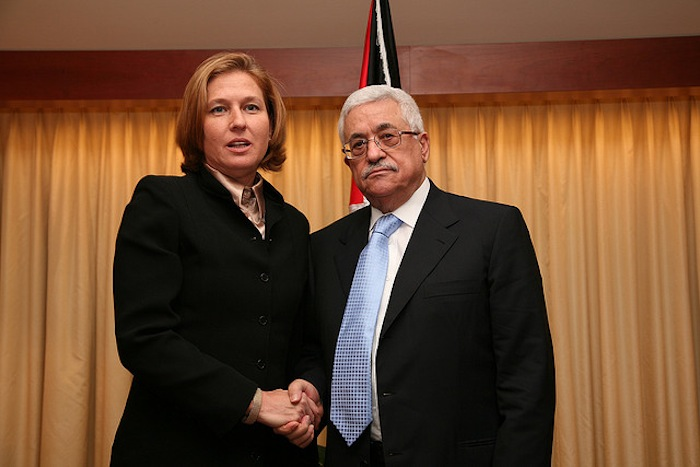 Livni's vision for peace is based on two manifestly peacenik principles: complete and utter refusal of any kind of contacts with Hamas, and the maintenance of endless negotiations with the Palestinian Authority(photo: flickr / Tzipi Livni – ציפי לבני CC BY-NC-SA 2.0)