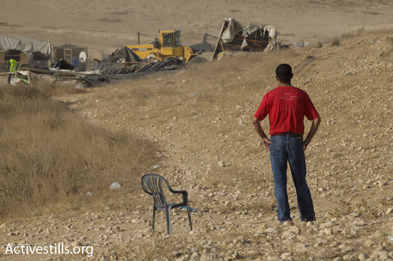 Revisions to Prawer Plan for Negev Bedouin expose the farce of law in Israel