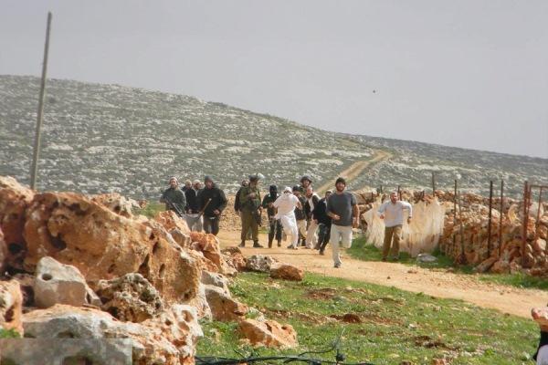 Prisoner issue and settler violence drive escalation of West Bank protests