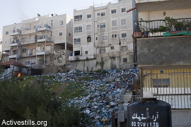 Jerusalem's refugee camp: Abandoned by the state