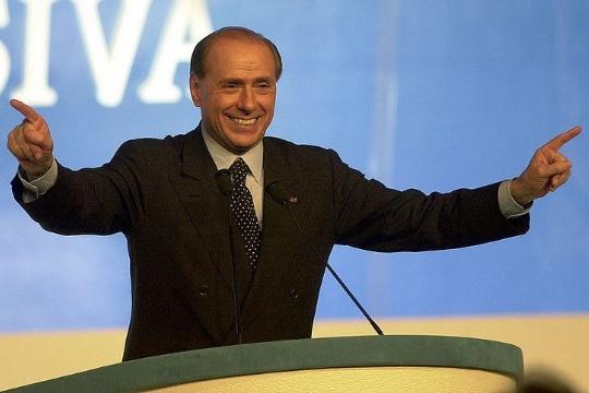 The strange relationship between Silvio Berlusconi and Italian Jews