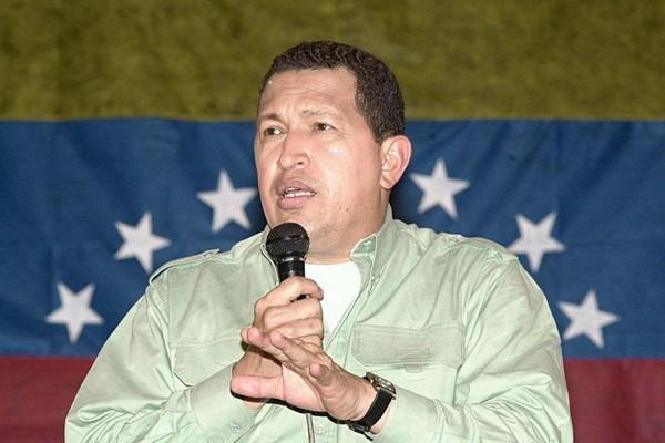 Venezuelan President Hugo Chavez (Victor Soares / CC 3.0)