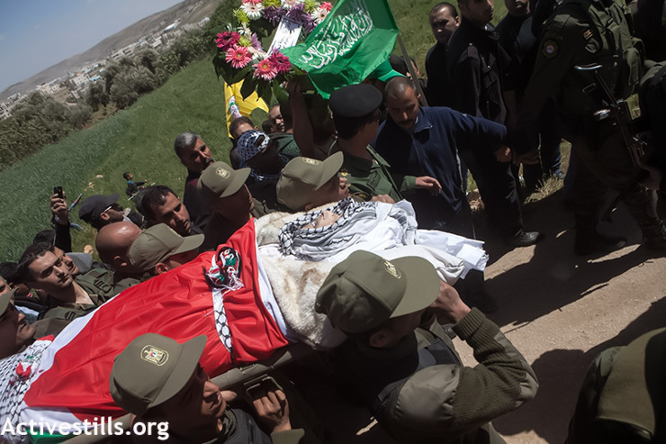 PHOTOS: Palestinian protesters clash with Israeli forces after death of long-term prisoner