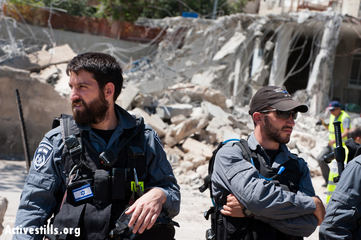 PHOTOS: The face of Israel's discriminatory home demolition policy
