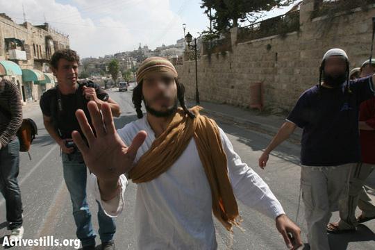 In Hebron, no arrests (of Jews) on Saturdays